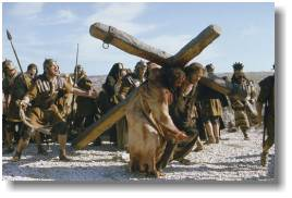 carry, cross, passion christ, movies, photograph