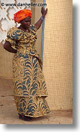 africa, burkina faso, drapery, people, vertical, photograph