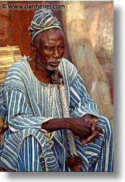 africa, burkina faso, elder, people, vertical, photograph