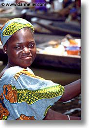 africa, burkina faso, girls, people, rowing, vertical, photograph