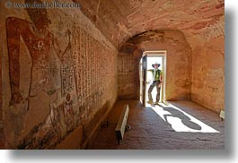 africa, al kab, arts, bas reliefs, caves, egypt, helenes, horizontal, hyroglyphics, language, people, sculptures, tombs, tourists, photograph