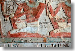 africa, al kab, arts, bas reliefs, egypt, horizontal, hyroglyphics, hyrogrlyphics, language, sculptures, tombs, photograph