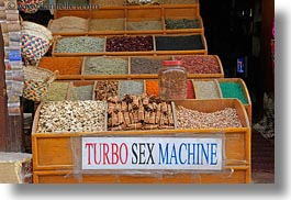 africa, aswan, egypt, horizontal, machines, sex, spices, turbo, photograph