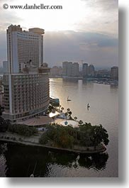 africa, cairo, cityscapes, clouds, egypt, nature, nile, sky, sunsets, vertical, photograph