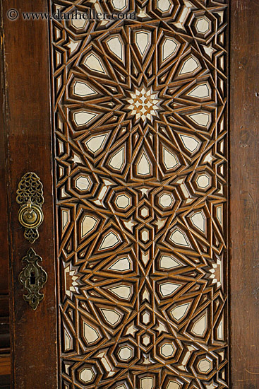 Arabic design door 4 for Design patterns of doors