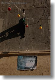 africa, cairo, coptic, egypt, eyes, posters, vertical, photograph