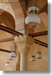 africa, arabic, cairo, coptic, egypt, hangings, lamps, style, vertical, photograph