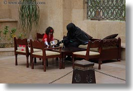africa, arabic, burka, cairo, clothes, coptic, dresses, egypt, girls, horizontal, muslim, style, womens, photograph