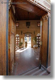 africa, cairo, coptic, doors, egypt, greek, open, vertical, photograph