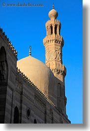 africa, barquk, barquk mosque, cairo, egypt, mosques, muslim, perspective, religious, upview, vertical, photograph