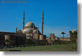 africa, ali, cairo, egypt, horizontal, mohammud, mosques, photograph