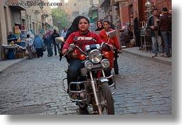 africa, boys, cairo, egypt, horizontal, motocycle, old town, riding, photograph