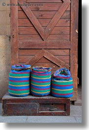 africa, bags, cairo, colorful, dried, egypt, fruits, old town, vertical, photograph