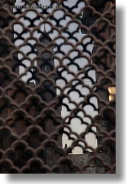 africa, cairo, egypt, gates, old town, reflections, vertical, photograph