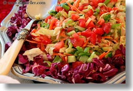 africa, egypt, foods, horizontal, salad, photograph