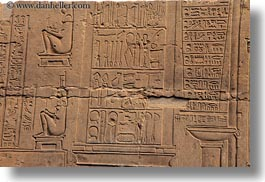 africa, egypt, horizontal, kom ombo temple, medical, scribes, photograph