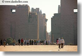africa, egypt, entrance, horizontal, karnak temple, luxor, walking, photograph