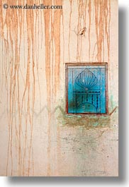 africa, blues, egypt, nubian village, vertical, windows, photograph