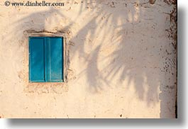 africa, blues, egypt, horizontal, nubian village, windows, photograph