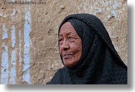 africa, egypt, horizontal, nubian village, old, womens, photograph