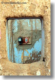 africa, egypt, holes, nubian village, switches, vertical, photograph