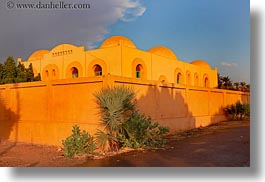 africa, buildings, egypt, horizontal, nubian village, yellow, photograph
