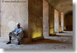africa, arab, egypt, hallway, horizontal, men, people, photograph