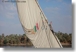 africa, egypt, egyptian, horizontal, rivers, sails, photograph