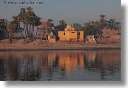 africa, egypt, horizontal, mosques, rivers, photograph