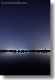 africa, egypt, long exposure, nile, rivers, stars, vertical, photograph