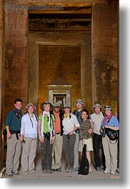 africa, edfu, egypt, groups, shot, temples, vertical, wt people, photograph