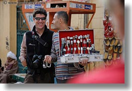 africa, egypt, emotions, horizontal, patrick helene, patricks, smiles, vendors, watches, wt people, photograph