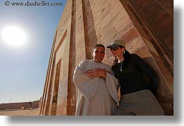 africa, egypt, emotions, horizontal, smiles, temples, vicky, victoria gurthrie, wt people, photograph