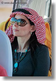 africa, bus, clothes, egypt, keffiyeh, scarves, vertical, vicky, victoria gurthrie, wt people, photograph