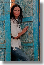 africa, blues, doors, egypt, emotions, smiles, vertical, victoria, victoria gurthrie, wt people, photograph