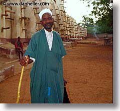 africa, djenne, mali, priests, square format, subsahara, photograph