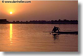 africa, bani, horizontal, mali, rivers, subsahara, sunsets, photograph