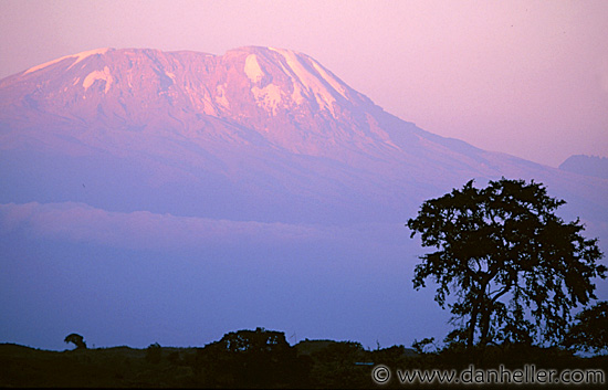 Kilimanjaro. Tanzània