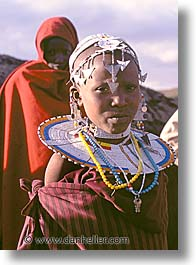 africa, childrens, maasai, tanzania, vertical, photograph