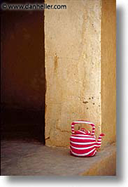 africa, red, teapots, vertical, white, photograph