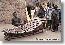 africa, horizontal, togo, tribes, west africa, xylophone, photograph