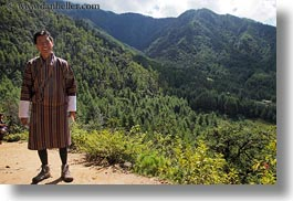 asia, asian, bhutan, bhutanese, clothes, emotions, gho, horizontal, men, people, robes, smiles, style, traditional, photograph