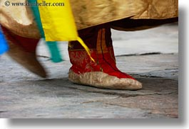 asia, asian, bhutan, buddhist, clothes, costumes, dancers, events, festival, horizontal, religious, stills, style, wangduephodrang dzong, photograph