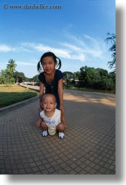 asia, babies, cambodia, people, vertical, photograph