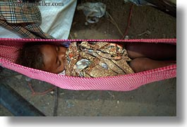 asia, babies, cambodia, horizontal, people, sleeping, photograph
