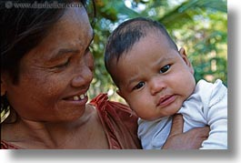 asia, babies, cambodia, families, grandmother, horizontal, people, photograph
