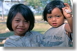 asia, cambodia, cambodian, girls, horizontal, people, photograph