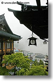 asia, fujiya, hakone, japan, landscapes, lanterns, vertical, photograph