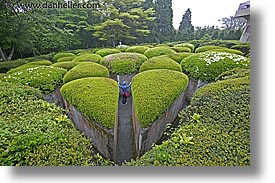 asia, gardens, hakone, horizontal, japan, maze, open air museum, photograph