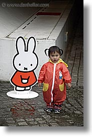 asia, bunny, hakone, japan, open air museum, toddlers, vertical, photograph